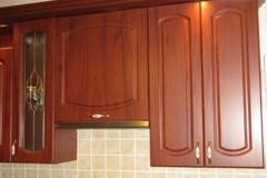 Навесные кухонные шкафы, кухня