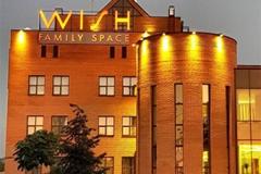 Накрышная конструкция, объемные световые буквы