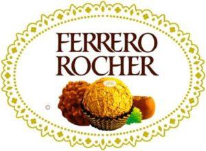 Логотип Ferrero-Rocher фото