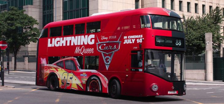 Реклама на транспортных средствах
