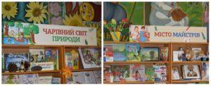 Информационные таблички для библиотеки, фото